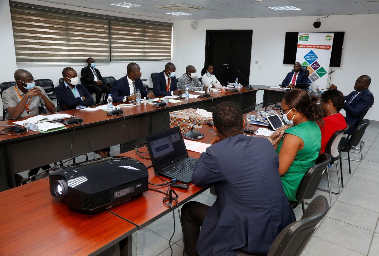 Marchés Publics : l'ANRMP renforce les capacités de l'Autorité Ivoirienne de Régulation Pharmaceutique (AIRP) – mardi 27 juillet 2021