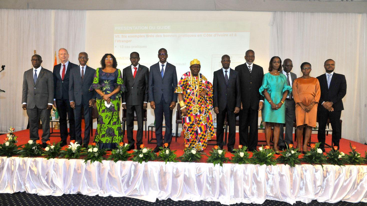 Bonne gouvernance : le Président du Conseil de régulation de l'ANRMP participe à la Journée Africaine de Lutte Contre la Corruption – 09 juillet 2021